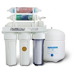 Filtro de agua por OI 6 etapas EC106R